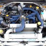 FLI STREET 02 WRX engine