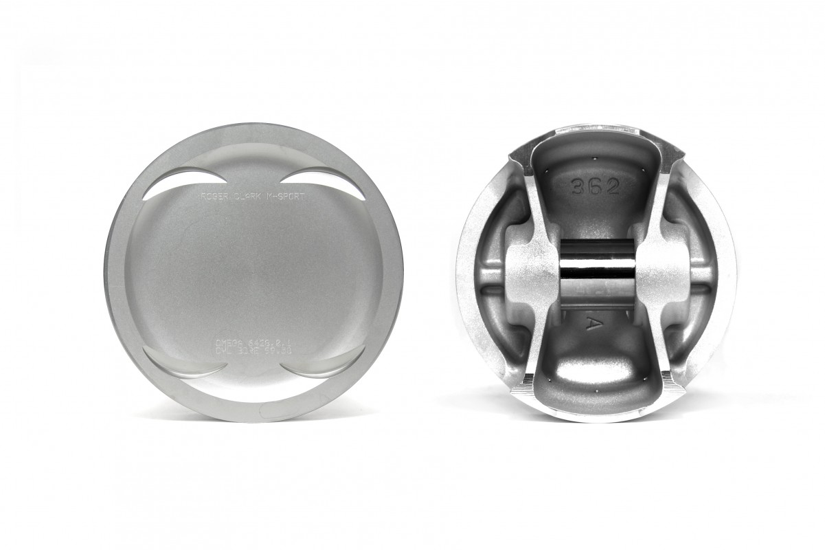 RCM Omega Piston & Ring Set 100 00mm - WRX & STI 2006+ EJ25 8 2:1cr