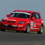 2008 Mazdaspeed3 race car