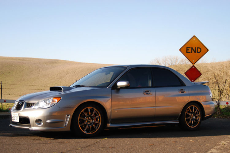 "FLI's ""Fresh and Clean"" 07 WRX Limited"