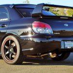 2006 Subaru ST rear