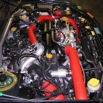 """Recipe for Power"" STI 2006 engine"