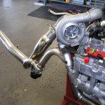 2006 Subaru STI engine