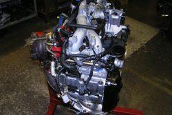 WRX 2.5L Stage 2