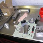 """2007 Subaru STI 3.5"""" 003 parts"""