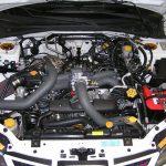 STI Rotated Mount GT30R engine