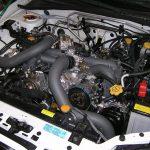 2004 Subaru WRX engine
