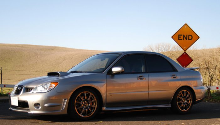 Fresh n' Clean 07 WRX Limited