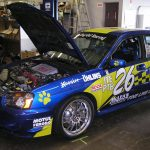 NASA/SCCA Road Racing engine