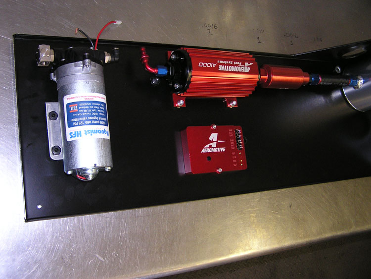 FLI HHP Fuel System for STI 5