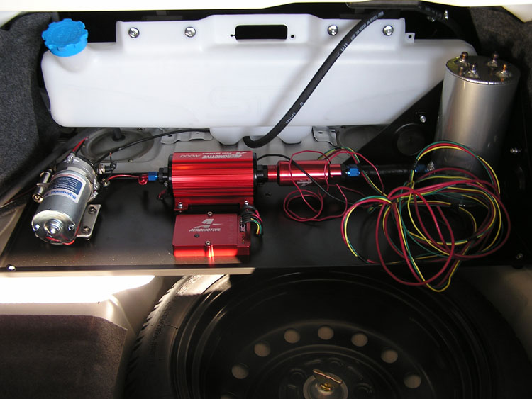 FLI HHP Fuel System for STI 12