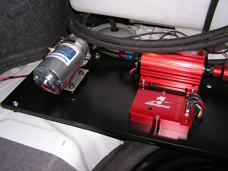 FLI HHP Fuel System for STI 13