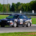 SCCA Open Class Rally race car