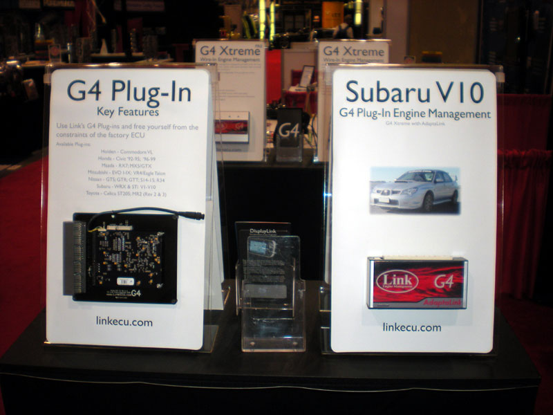 Link G4 Plug in ECU's offered by FLI or Fine Line Imports