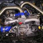 WRX Standard Mount 1 engine